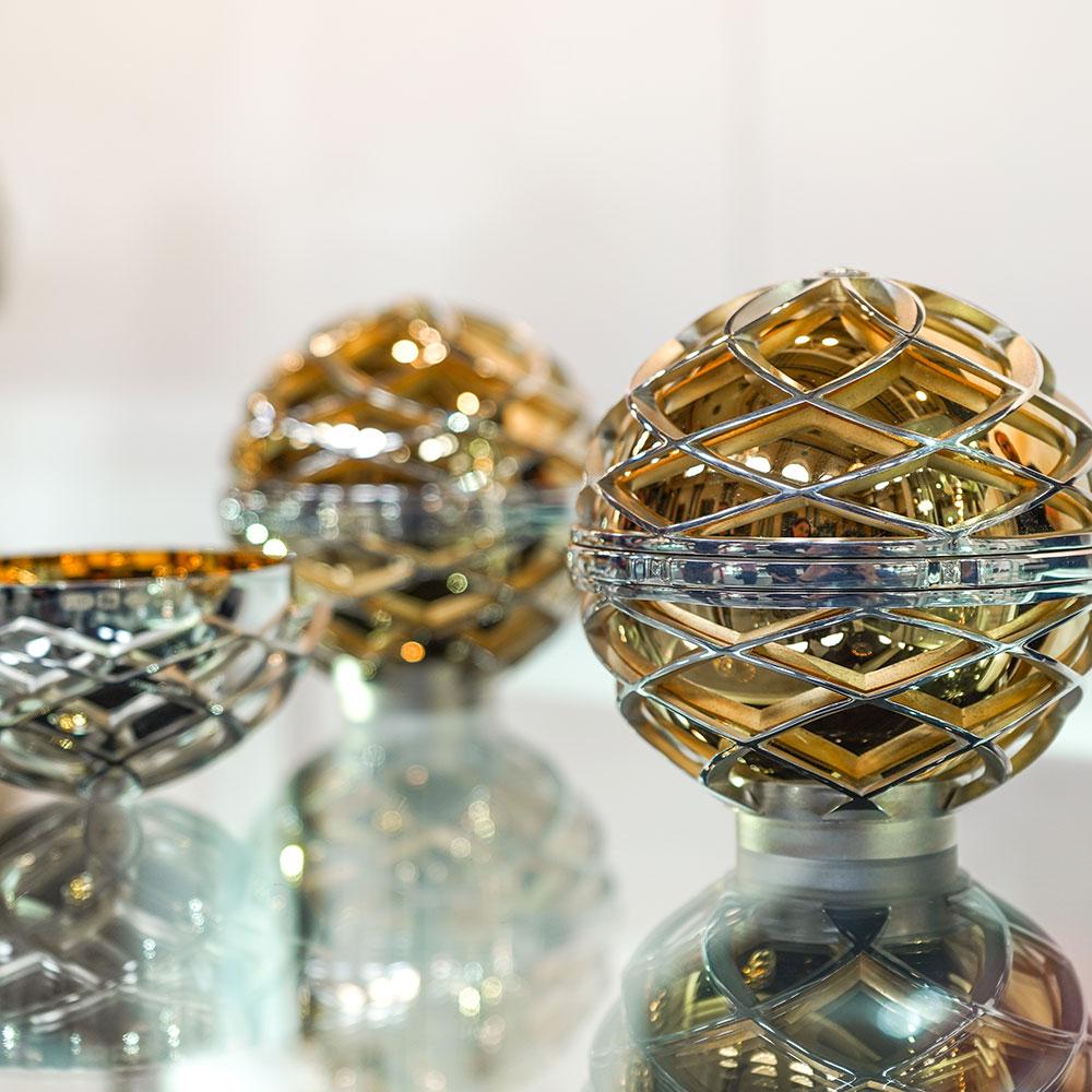 Hand crafted silverware & jewellery
