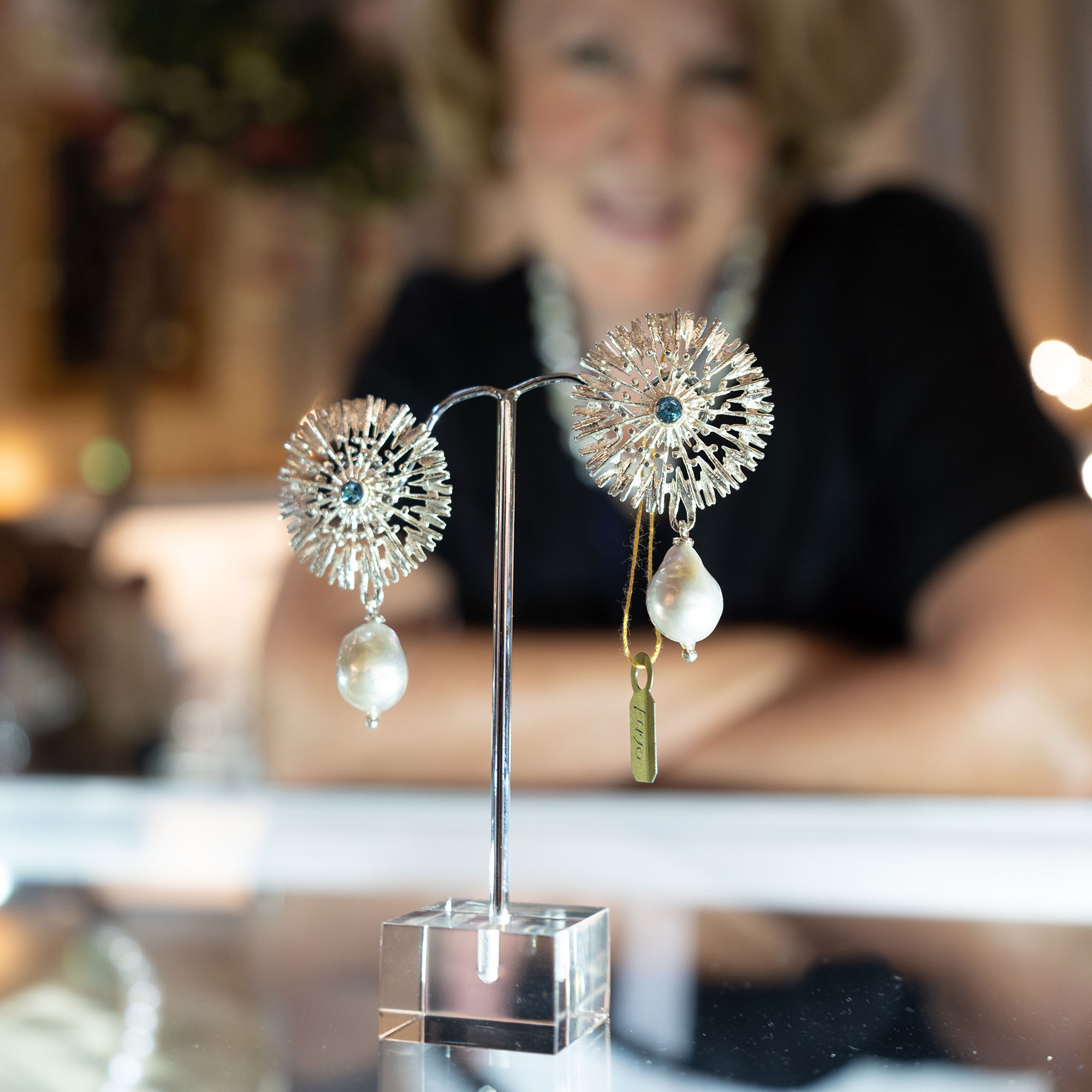 Contemporary Silverware and Jewellery in Sheffield