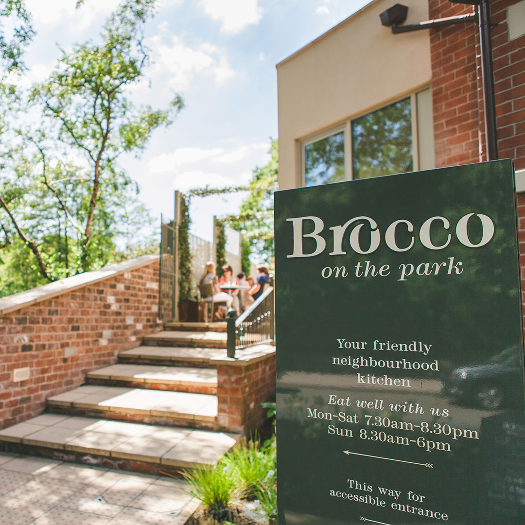 Brocco Terrace